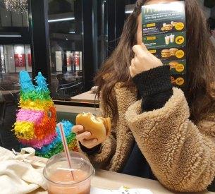 Shoppen met Lisa voor ons Mexicaans feest