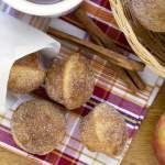 cider doughnut mini muffins recipe