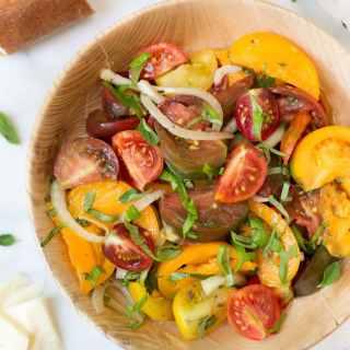 heirloom tomato salad recipe