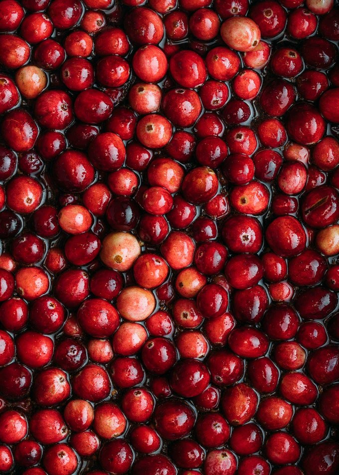fresh cranberries for homemade cranberry sauce