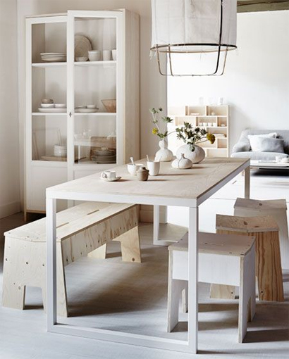 Bank Voor Keukentafel.Ikea Eettafel Fusion