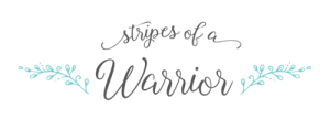 Stripes of a Warrior logo