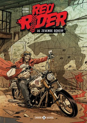 Cover van Red Rider