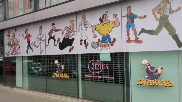 Stripmuseum Rotterdam