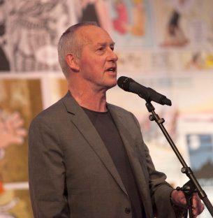 Ton Schuringa - Stripdagen 2016 in Rijswijk (Foto Rolf Kruger)