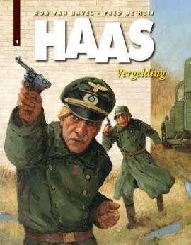 Het tegenovergestelde van een avonturenstrip: Haas van Rob van Bavel en Fred de Heij.