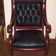 Leather Chair Repair Antique Dining Table And Chairs Strippers Furniture Restoration Blog
