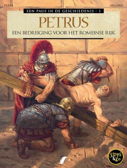 Een Paus in de geschiedenis 1 Petrus