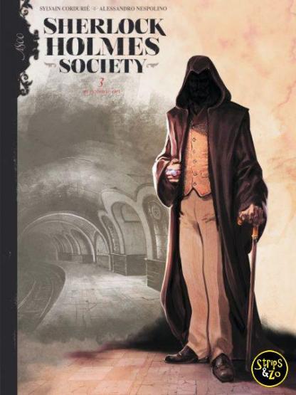 1800 Collectie Sherlock Holmes Society 3 In Nomine Dei