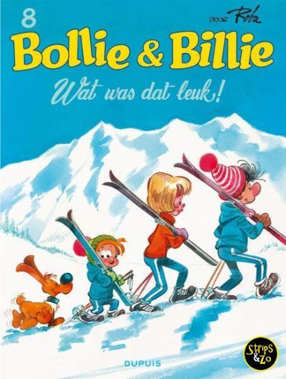 Bollie en Billie – Relook 8 – Wat was dat leuk