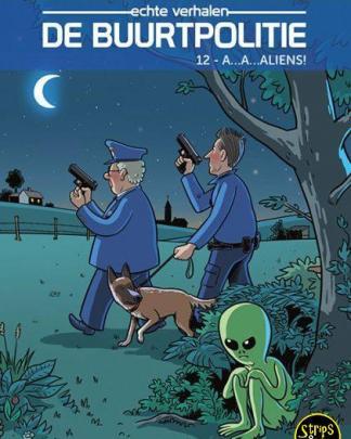 Buurtpolitie de 12 A...a...aliens