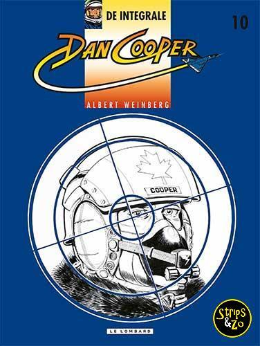 Dan Cooper de integrale 10
