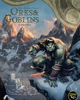 Orks en Goblins 8 Snuffel