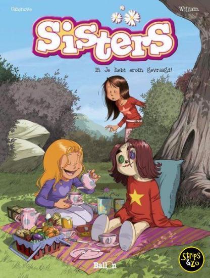 Sisters 15 Je hebt erom gevraagd