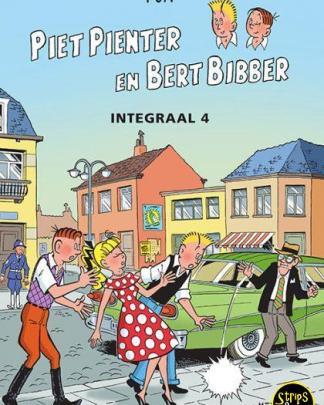 Piet Pienter en Bert Bibber integraal 4