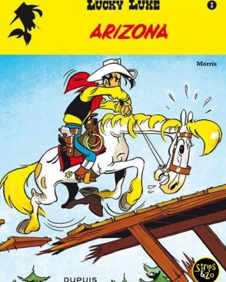 Lucky Luke 3 Arizona