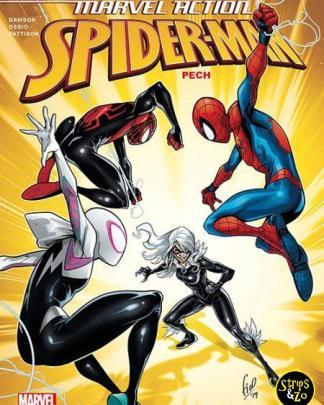 marvel action spider-man 3 Pech