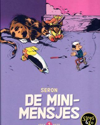 Mini Mensjes Integraal 1 - 1967-1970
