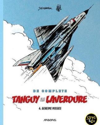Complete Tanguy en Laverdure 4 – Geheime missies