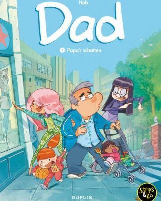 Dad 1 – Papas schatten