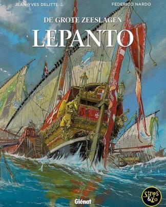 Grote zeeslagen, de 4 - Lepanto