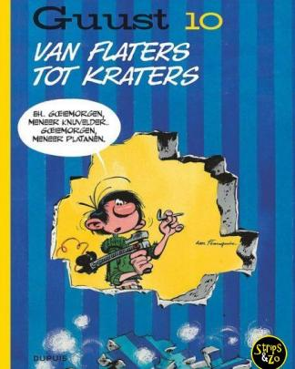 Guust new look 10 - Van Flaters tot kraters