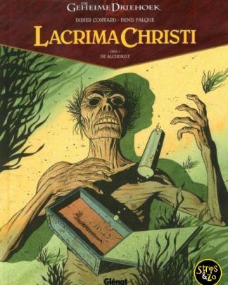 Geheime driehoek - Lacrima Christi 1 - De Alchemist