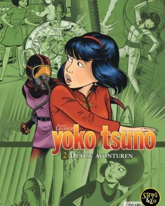Yoko Tsuno Integraal 2 Duitse avonturen