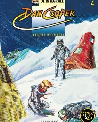 Dan Cooper - De integrale 4