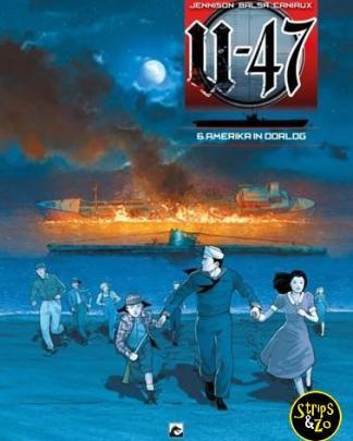 U-47 HC 6 - Amerika in oorlog