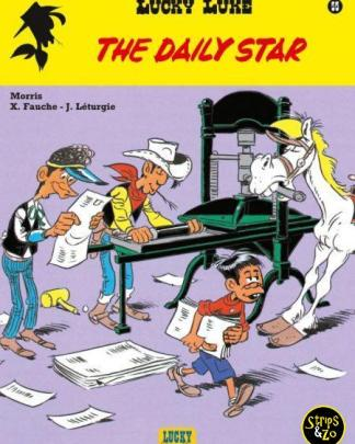 Lucky Luke - Relook 55 - De Daily Star