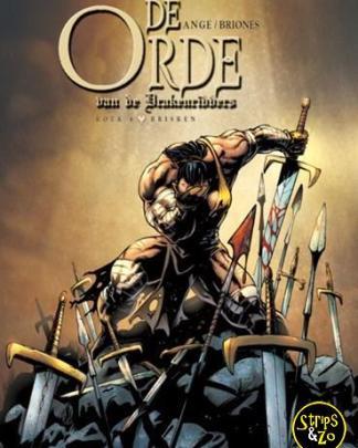 Orde van de Drakenridders 4 - Brisken