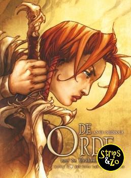 Orde van de Drakenridders 8 - Het koor van de duisternis
