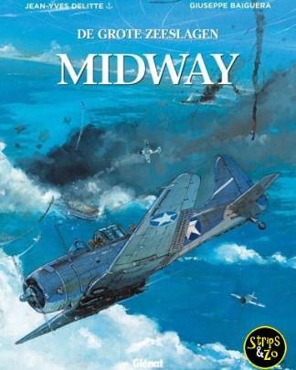 Grote zeeslagen, de 8 - Midway