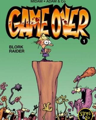 Game Over 1 - Blork raider