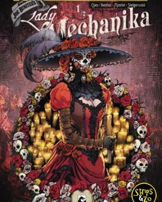 Lady Mechanika 8 - La Dama de la Muerte 1/2
