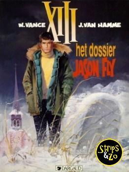 XIII 6 - Dossier Jason Fly