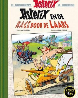 asterix 37 race door de laars luxe