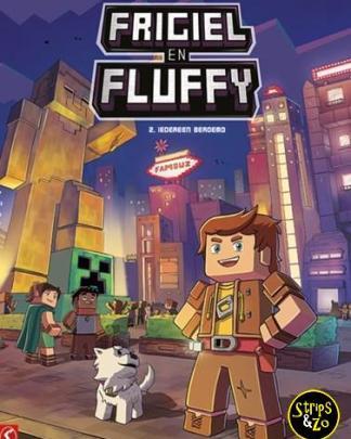 Frigiel en Fluffy 2 - Iedereen beroemd