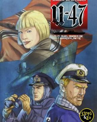 u47 7 Duel onder de oppervlakte