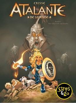 Atalante - De legende 6 - Het labyrinth van Hades
