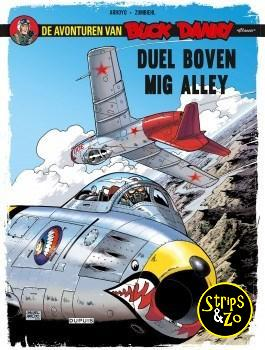Buck Danny Classic 2 - Duel boven Mig Alley