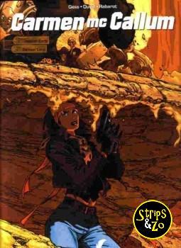 Carmen McCallum 4 - Dossier Earp 1 - Samuel Earp