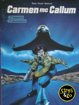 Carmen McCallum 5 - Dossier Earp 2 - Deus Ex Machina