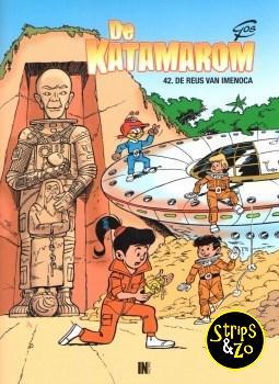 Katamarom, De 42 - De reus van Imenoca