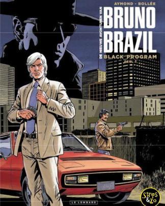 Bruno Brazil- Nieuwe Avonturen 1- Black program1