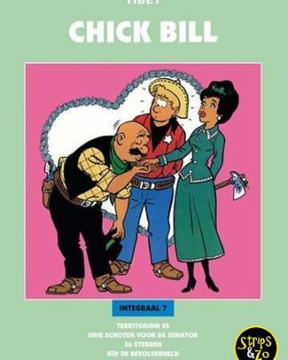 chick bill integraal 7