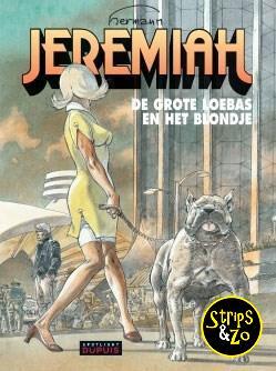 jeremiah 33 De grote Loebas en het blondje