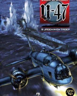 U 47 9 Jagen in een troep