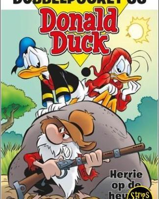 donald duck dubbelpocket 66 Herrie op de heuvel